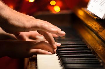 Inscrivez vous pour vos cours de piano proche de L'Union