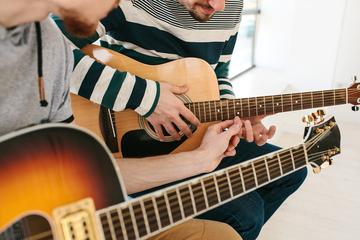 Apprendre à jouer de la musique avec les autres vers Balma